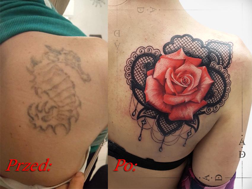 Rose – mandalaa